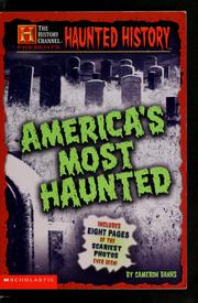 Cover of: America's most haunted