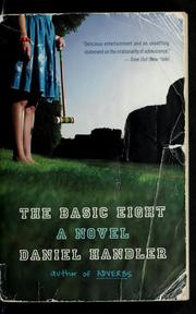Cover of: The Basic Eight | Daniel Handler