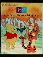 Cover of: The best Thanksgiving Day