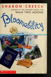 Cover of: Bloomability | Sharon Creech