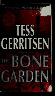 Cover of: The bone garden