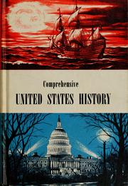 Cover of: Comprehensive United States history | Paul M. Roberts