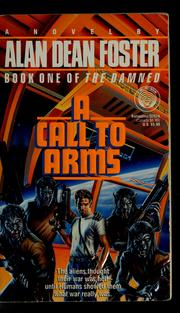 Cover of: A call to arms: Book One of the Damned