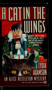 Cover of: A cat in the wings