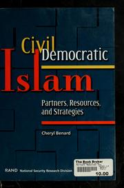 Cover of: Civil democratic Islam