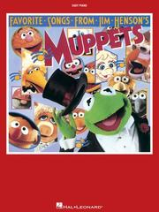 Cover of: Favorite Songs From Jim Henson's Muppets