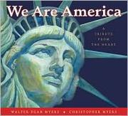 Cover of: We Are America: Tribute from the Heart