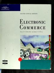 Cover of: Electronic commerce | Gary P. Schneider