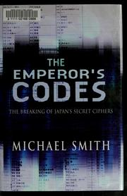 The emperor's codes by Smith, Michael