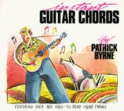 Cover of: Instant Guitar Chords | Patrick Byrne