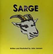 Cover of: Sarge