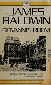 Cover of: Giovanni's room | James Baldwin