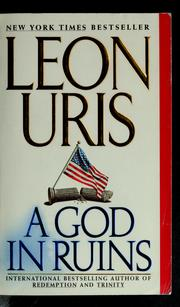 Cover of: A god in ruins