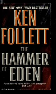Cover of: The hammer of Eden