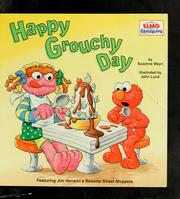 Happy grouchy day by Suzanne Weyn