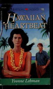 Cover of: Hawaiian heartbeat