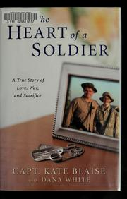 Cover of: The heart of a soldier