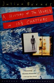 Cover of: A history of the world in 10 1/2 chapters
