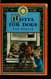 Cover of: Hotel for dogs