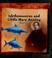 Cover of: Ichthyosaurus and little Mary Anning
