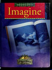 Cover of: Imagine