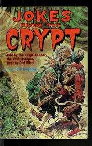 Cover of: Jokes from the crypt