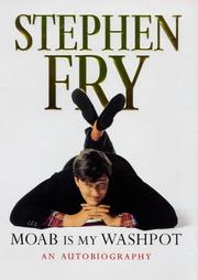 Cover of: Moab Is My Washpot by Stephen Fry
