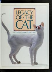 Legacy of the cat by Gloria Stephens