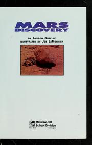 Cover of: Mars discovery