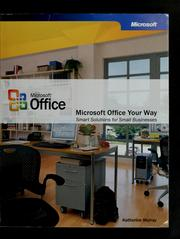 Cover of: Microsoft Office your way