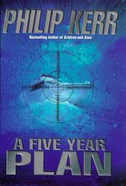 Cover of: A five year plan: a novel