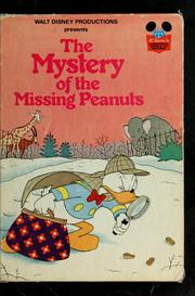 Cover of: The mystery of the missing peanuts