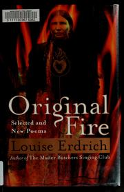 Cover of: Original fire
