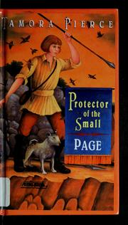 Cover of: Page | Tamora Pierce