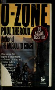 Cover of: O-Zone | Paul Theroux