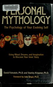 Cover of: Personal mythology
