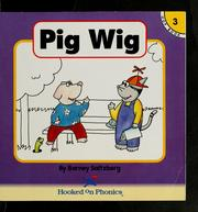 Cover of: Pig Wig
