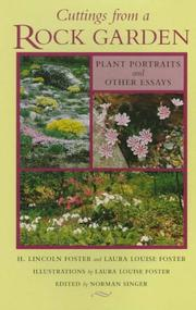 Cover of: Cuttings from a rock garden