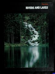 Cover of: Rivers and lakes