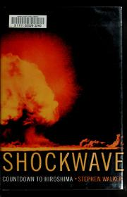 Cover of: Shockwave