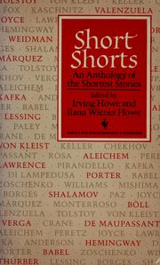 Cover of: Short shorts