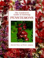 Cover of: The gardener's guide to growing penstemons