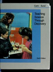 Cover of: Teaching science through discovery
