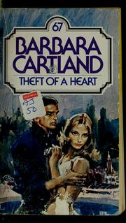Cover of: Theft of a heart