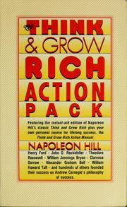 Cover of: The think and grow rich action pack