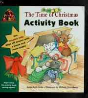 Cover of: The time of the church activity book