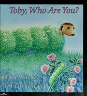 Cover of: Toby, Who Are You?