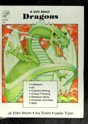 Cover of: A unit about dragons