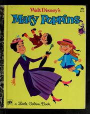 Cover of: Walt Disney's Mary Poppins