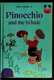 Cover of: Walt Disney's Pinocchio and the whale
